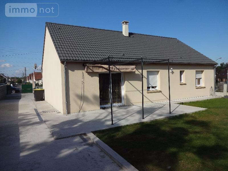 Maison a vendre Villemandeur 45700 Loiret 96 m2 4 pièces 189200 euros