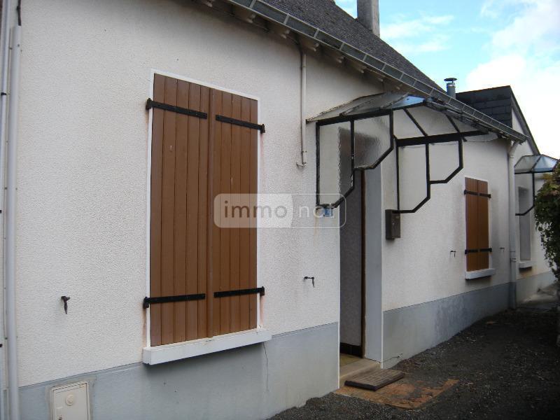 Maison a vendre Bannes 53340 Mayenne 65 m2 3 pièces 42400 euros