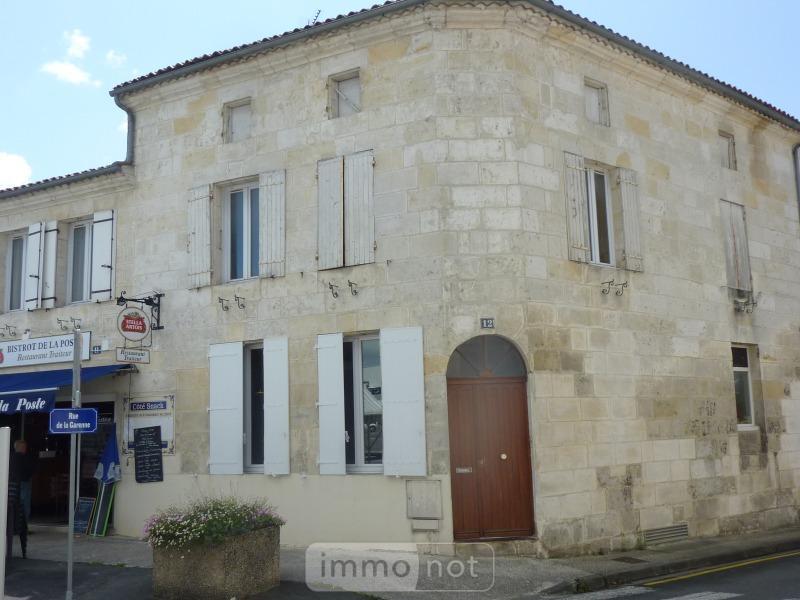 Immeuble de rapport a vendre Jonzac 17500 Charente-Maritime  191922 euros
