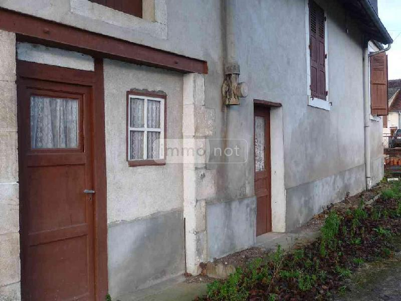 Maison a vendre Farges-Allichamps 18200 Cher 68 m2 2 pièces 52872 euros