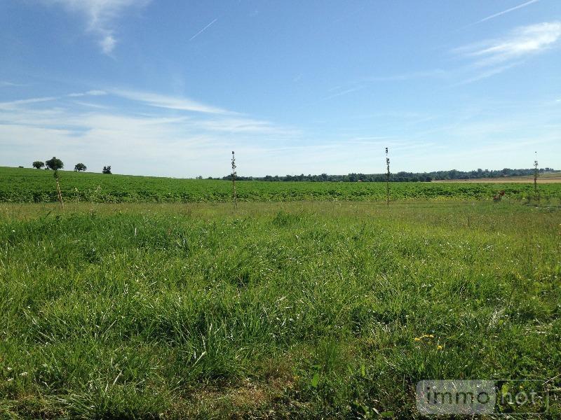 Terrain a batir a vendre La Jard 17460 Charente-Maritime 822 m2  36800 euros
