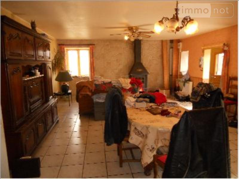 Maison a vendre Lannéanou 29640 Finistere 103 m2 5 pièces 104380 euros