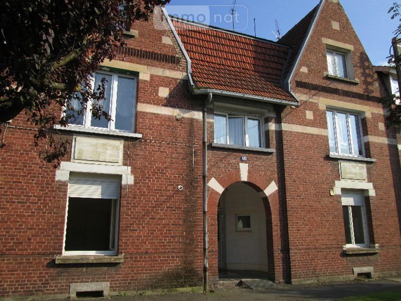 Immeuble de rapport a vendre Cambrai 59400 Nord 175 m2  209000 euros