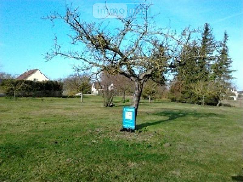Terrain a batir a vendre Pouan-les-Vallées 10700 Aube 2004 m2  41330 euros