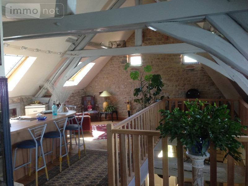Maison a vendre Fontenay-sur-Loing 45210 Loiret 110 m2 6 pièces 256800 euros