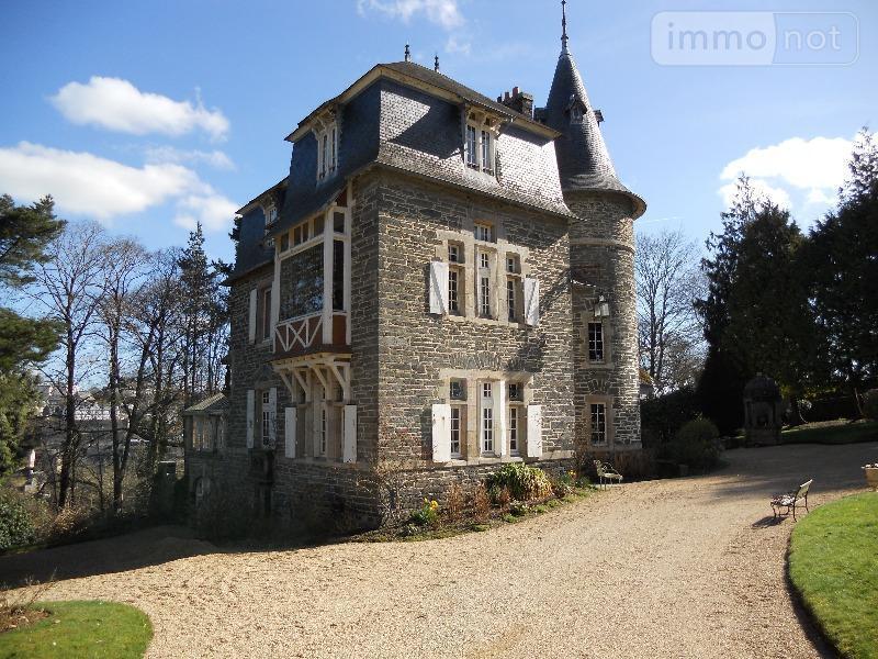 propriete a vendre Morlaix 29600 Finistere 300 m2 10 pièces 876880 euros