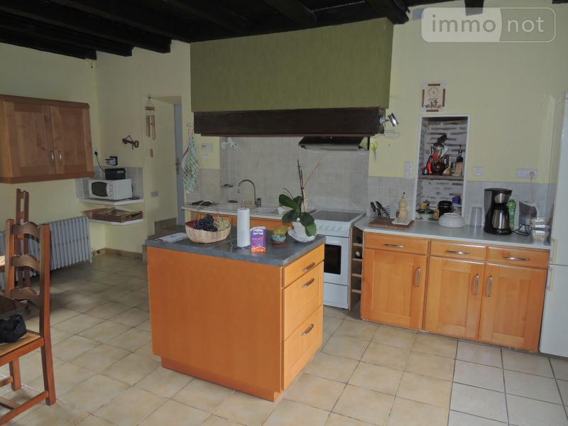 Maison a vendre Cesset 03500 Allier 100 m2 4 pièces 117000 euros