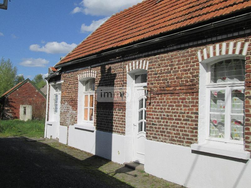 Maison a vendre Sauchy-Cauchy 62860 Pas-de-Calais 51 m2 3 pièces 60000 euros