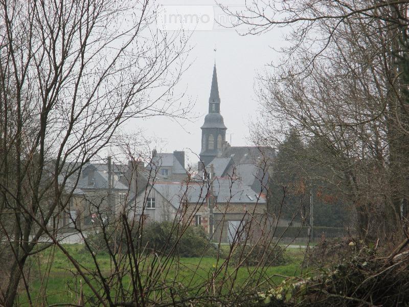 Terrain a batir a vendre Le Loroux 35133 Ille-et-Vilaine 1261 m2  25990 euros