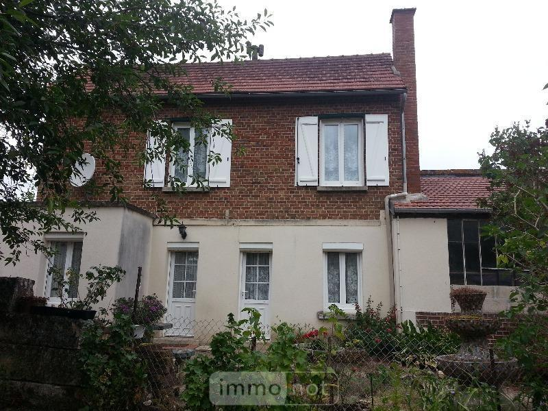 Maison a vendre Tracy-le-Mont 60170 Oise 52 m2 4 pièces 99222 euros