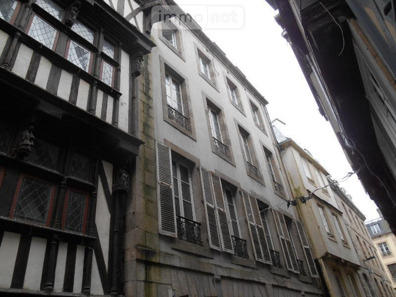 Appartement a vendre Morlaix 29600 Finistere 101 m2 4 pièces 83772 euros