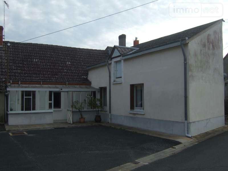 Maison a vendre Saint-Valentin 36100 Indre 70 m2 5 pièces 47700 euros