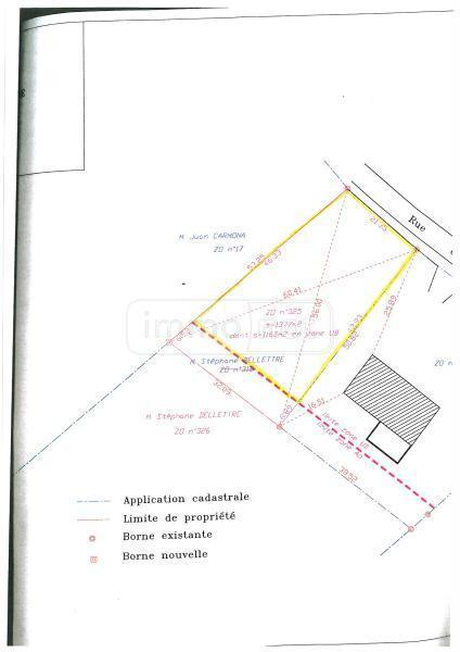 Terrain a batir a vendre Médis 17600 Charente-Maritime 1377 m2  199912 euros