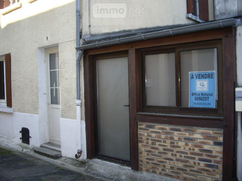 Maison a vendre Issoudun 36100 Indre 90 m2 4 pièces 88922 euros