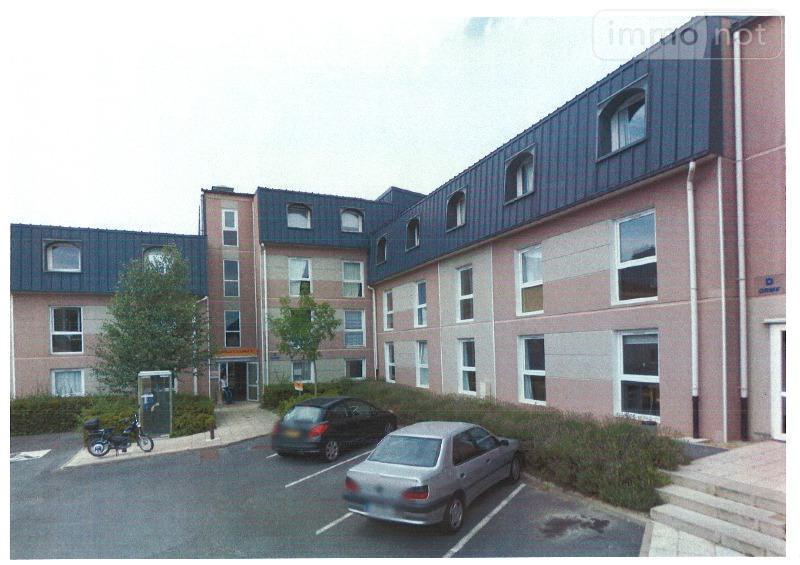 Appartement a vendre Reims 51100 Marne 17 m2 1 pièce 50810 euros