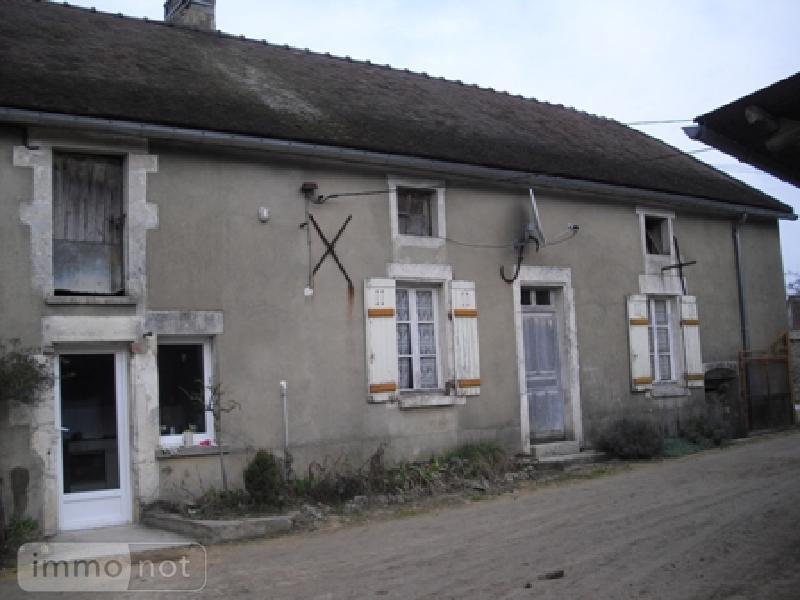 Achat maison a vendre m lisey 89430 yonne 4 pi ces 83772 for Achat maison yonne