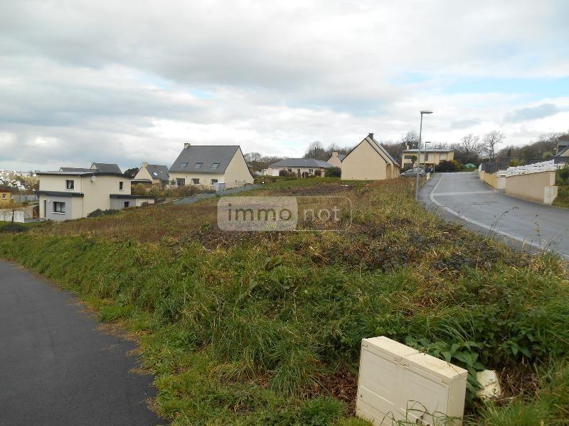 Terrain a batir a vendre Plourin-lès-Morlaix 29600 Finistere 905 m2  42400 euros