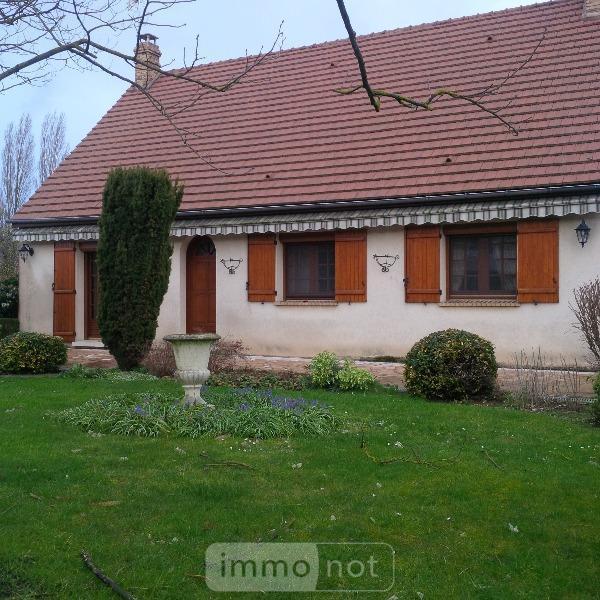 Maison a vendre Jaulzy 60350 Oise 85 m2 4 pièces 207372 euros