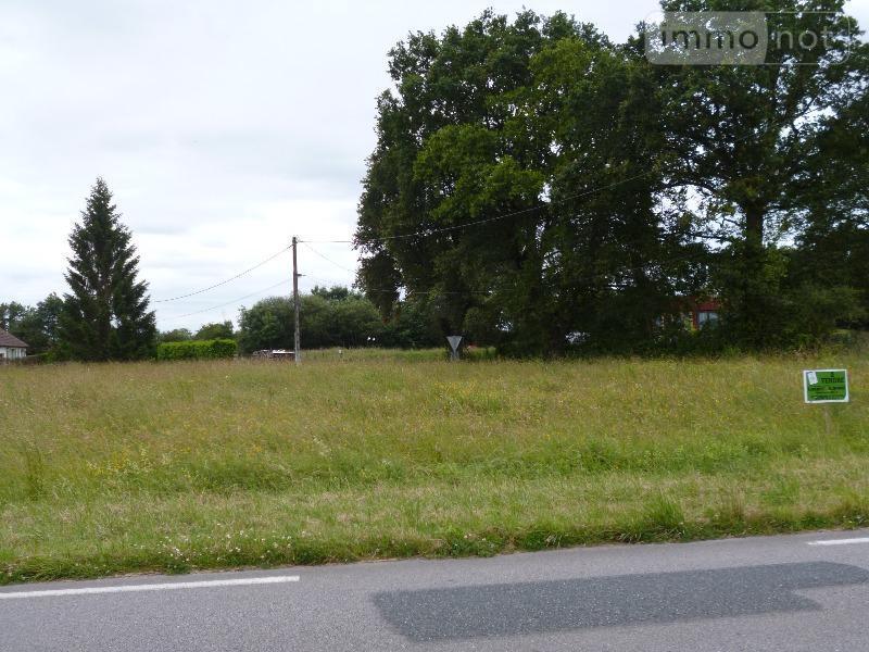 Terrain a batir a vendre Neuvy-Saint-Sépulchre 36230 Indre 1555 m2  21680 euros