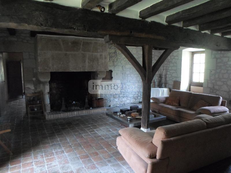 Maison a vendre Barrou 37350 Indre-et-Loire 310 m2 13 pièces 297150 euros
