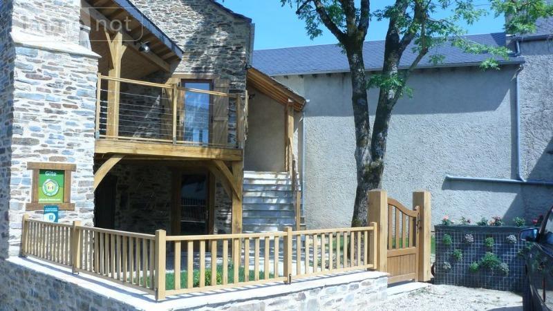 Maison a vendre Naucelle 12800 Aveyron 100 m2 5 pièces 187000 euros