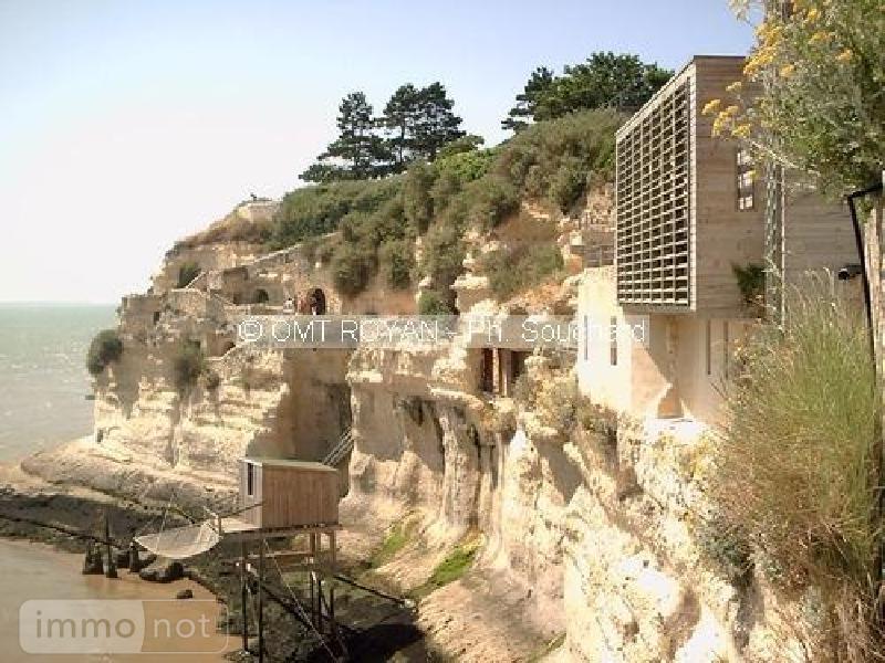 Terrain a batir a vendre Meschers-sur-Gironde 17132 Charente-Maritime 650 m2  176500 euros