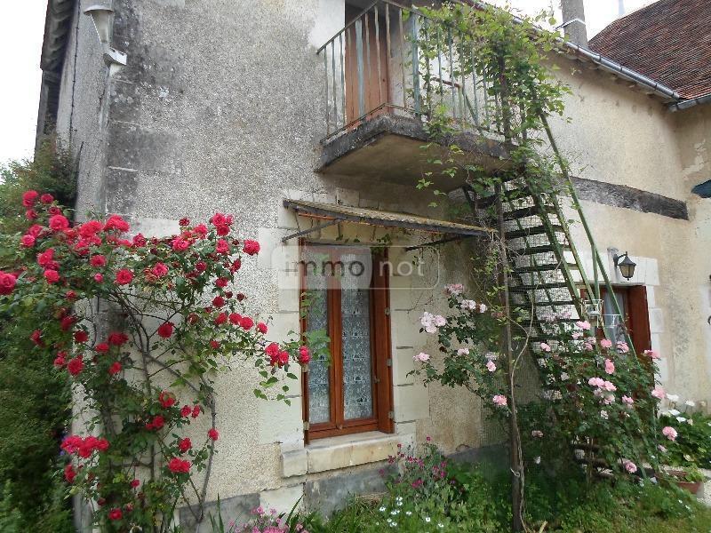 Maison a vendre Charnizay 37290 Indre-et-Loire 55 m2 3 pièces 72080 euros