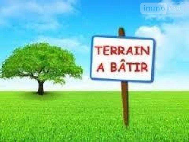 Terrain a batir a vendre Le Chay 17600 Charente-Maritime 1000 m2  63500 euros