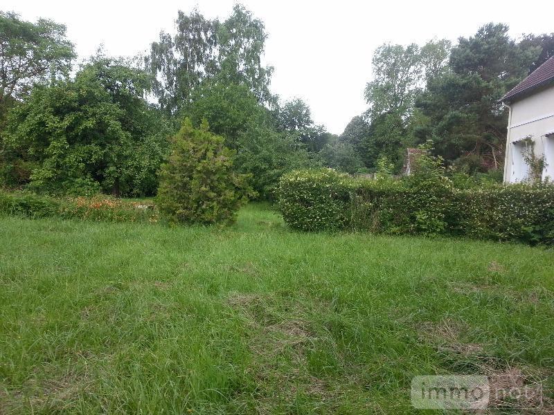 Terrain a batir a vendre Villers-Cotterêts 02600 Aisne 872 m2  102600 euros