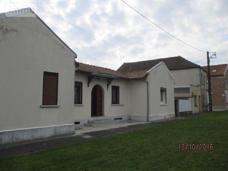 Maison a vendre Chauny 02300 Aisne 171 m2 7 pièces 176550 euros