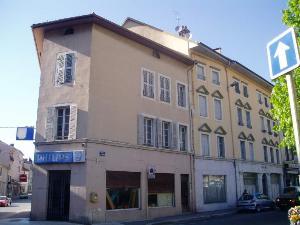 Immeuble de rapport a vendre Nantua 01130 Ain 186 m2