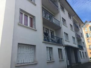 Appartement a vendre Oyonnax 01100 Ain 50 m2 2 pièces 42000 euros