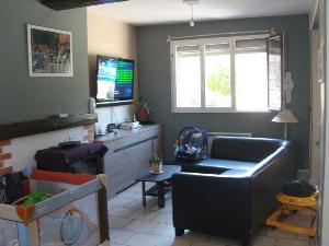 Maison a vendre Lesquielles-Saint-Germain 02120 Aisne 100 m2 6 pièces 112000 euros