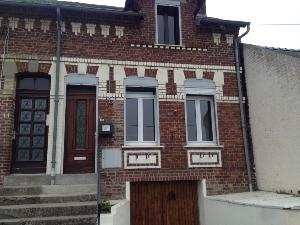 Maison a vendre Lesquielles-Saint-Germain 02120 Aisne 85 m2 3 pièces 60000 euros