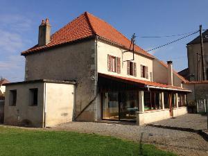 Maison a vendre Le Mayet-d'École 03800 Allier 4 pièces 124972 euros