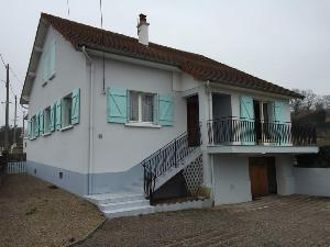Maison a vendre Saint-Yorre 03270 Allier 115 m2 8 pièces 135272 euros