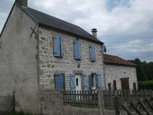 Maison a vendre Saint-Clément 03250 Allier 6 pièces 124955 euros