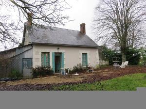 Maison a vendre Jeu-Maloches 36240 Indre 50 m2  27500 euros