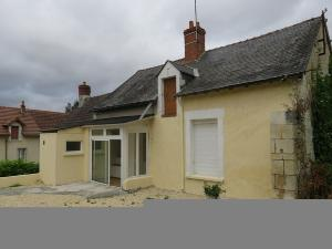 Maison a vendre Luçay-le-Mâle 36360 Indre 80 m2 4 pièces 60000 euros