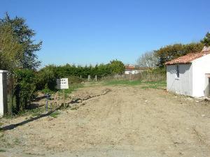Terrain a batir a vendre Charron 17230 Charente-Maritime 698 m2  115686 euros