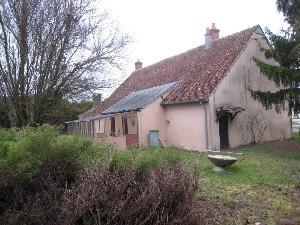 Maison a vendre Garigny 18140 Cher 135 m2 5 pièces 73472 euros