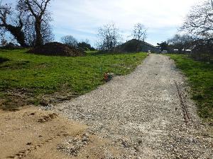 Terrain a batir a vendre Saint-Aulaye-Puymangou 24410 Dordogne 20800 m2  99222 euros