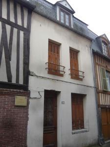 Maison a vendre Quillebeuf-sur-Seine 27680 Eure 65 m2 4 pièces 31800 euros