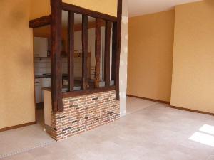 Location appartement Pont-Audemer 27500 Eure 33 m2 1 pièce 350 euros