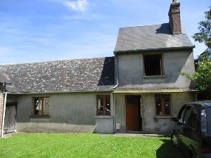 Maison a vendre Quillebeuf-sur-Seine 27680 Eure 76 m2 3 pièces 65400 euros