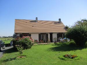 Maison a vendre La Lande-Saint-Léger 27210 Eure 87 m2 3 pièces 177300 euros