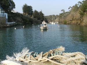 Terrain a batir a vendre Moëlan-sur-Mer 29350 Finistere 976 m2  84680 euros