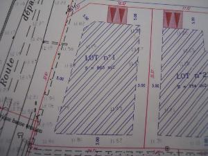Terrain a batir a vendre Loctudy 29750 Finistere 865 m2  58011 euros