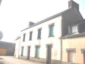 Maison a vendre Saint-Ségal 29590 Finistere 8 pièces 42400 euros
