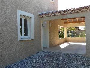 Location maison Vestric-et-Candiac 30600 Gard 108 m2 5 pièces 910 euros